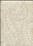 Alhambra Wallpaper Arcades Paisley 2618-21322 By Kenneth James For Portfolio
